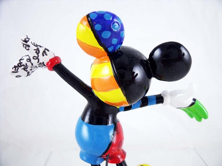 Mickey Mouse Mini Figurine - Arms Outstretched - Disney by Britto ...