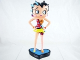 Betty Boop with Hands on Hips - Betty Boop by Britto - Resin Figurine