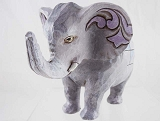 Elephant Mini - Zoo Animals Collection - Jim Shore Heartwood Creek - Resin Figurine