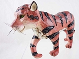 Tiger Mini - Zoo Animals Collection - Jim Shore Heartwood Creek - Resin Figurine