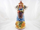 Pick Of The Patch - Harvest Angel - Jim Shore Heartwood Creek - Resin Figurine