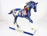 Song of Angels - Victorian - 1E - Holiday 2011 Trail of Painted Ponies - Resin Figurine - Retired