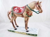 Mr. Winter - Nordic Arts - 1E - Holiday 2012 Trail of Painted Ponies - Resin Figurine - Retired