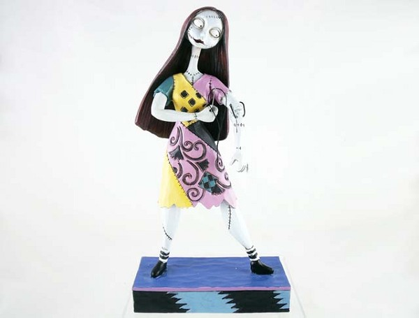 disarming damsel sally nightmare before christmas disney traditions by jim shore resin figurine