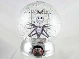 Nightmare Before Christmas Waterdazzler - Jack in Lighted Water Globe - Department 56 / Disney