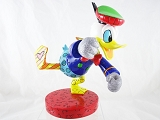 Angry Donald Duck - Disney by Britto - Resin Figurine