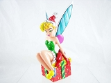 Tinker Bell Holiday Mini - Disney by Britto - Disney Showcase - Resin Figurine