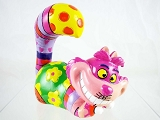 Cheshire Cat Mini - 1951 Disney Animated Alice in Wonderland - Disney by Britto - Resin Figurine