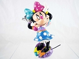 Minnie Mouse Mini - Striking a Pose - Disney by Britto - Resin Figurine