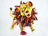 Simba Mini from The Lion King - Disney by Britto - Resin Figurine