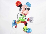 Mickey Mouse - Track and Field Meet - Disney by Britto - Resin Figurine