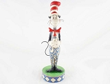 The Cat in the Hat - Disguising the Mischief - Dr Seuss by Jim Shore - Resin Figurine