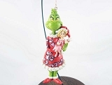 Grinch w Cindy Lou - Hanging Resin Christmas Ornament - Dr Seuss How the Grinch Stole Christmas - Jim Shore