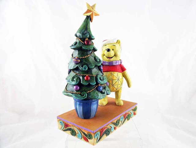 Trim The Tree With Me Winnie The Pooh Disney Traditions By Jim