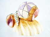Seashells Cluster Mini - Coastal Collection - Jim Shore Heartwood Creek - Resin Figurine