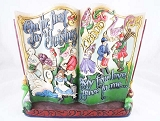 Twelve Days of Christmas Song Book - Christmas Songs Series - Jim Shore Heartwood Creek - Resin Figurine