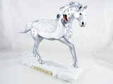 The Magical Swan - Mirrored Base - 1E - Fall 2011 Trail of Painted Ponies - Resin Figurine - Retired