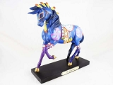 The Guardian - 1E - Winter 2013 Trail of Painted Ponies - Resin Figurine - Native Collection - Retired