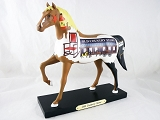 Old Country Store Pony - 1E - Spring 2013 Trail of Painted Ponies - Resin Figurine -  Retired