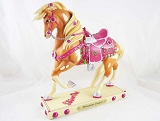 Rhinestone Cowgirl - Shine On! - 1E - Winter 2014 Trail of Painted Ponies - Resin Figurine - Retired