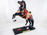 Rodeo Romeo Pony - Hearts - 1E - Spring 2014 Trail of Painted Ponies - Resin Figurine - Retired