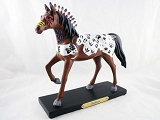 Trailblazer Pony - Appaloosa - 1E - Spring 2014 Trail of Painted Ponies - Native American Tribal Collection - Retired