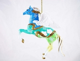 Guardian Angel Hanging Resin Ornament - 2016 Collector's Choice - Trail of Painted Ponies