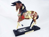 The Night's Watch - Protection - 1E - Fall 2015 Trail of Painted Ponies - Resin Figurine - Retired