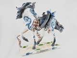 Woodland Brave Pony - Outdoor Adventures - Fall 2019 - Trail of Painted Ponies - Resin Figurine