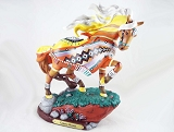 Canyon Beauty Pony - Southwest Colors - Native Tribes - Winter 2020 - Trail of Painted Ponies - Figurine