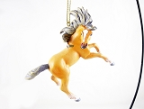 Voodoo Pony - Hanging Resin Christmas Ornament - 2020 Collector's Choice - Trail of Painted Ponies
