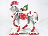 Santa's Little Helper - Pony with Gifts - Holiday 2020 - Trail of Painted Ponies - Figurine