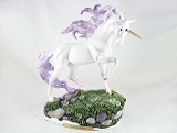 Unicorn Magic Pony - 1E - LED Lights - Winter 2018 Trail of Painted Ponies - Resin Figurine