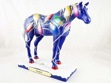 Tangled - Christmas Lights - 1E - Holiday 2015 Trail of Painted Ponies - Resin Figurine - Retired