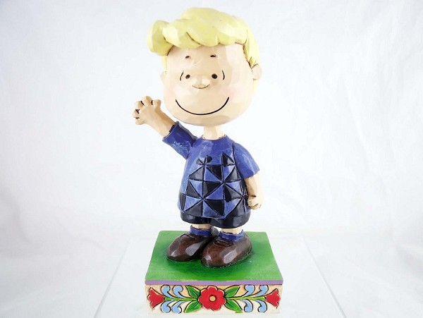 """Piano Prodigy"" - Schroeder Personality Pose - Peanuts by Jim Shore - Resin Figurine"